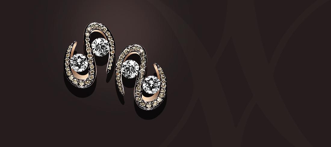 Parfums du Monde BO Diamants bruns GD