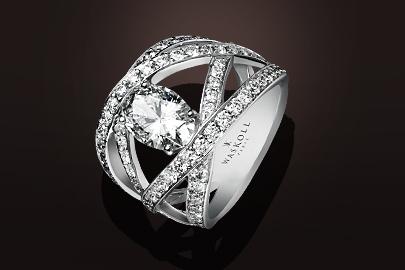 Bague OB Diamant Diamants