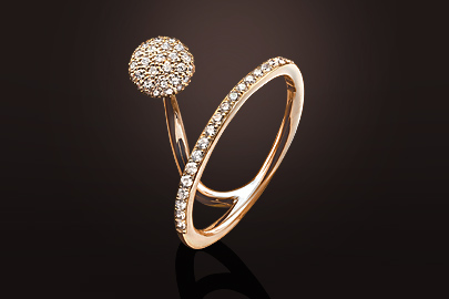 Bague French Hug 1016