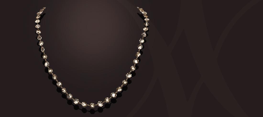 Diamond Chain Collier NE269